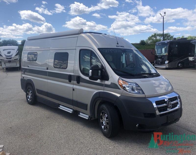 2019 Hymer Aktiv AKTIV - BRV - 13371  - Burlington RV Superstore