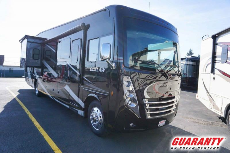 2020 Thor Motor Coach Outlaw 38MB - Guaranty RV Motorized - M40453