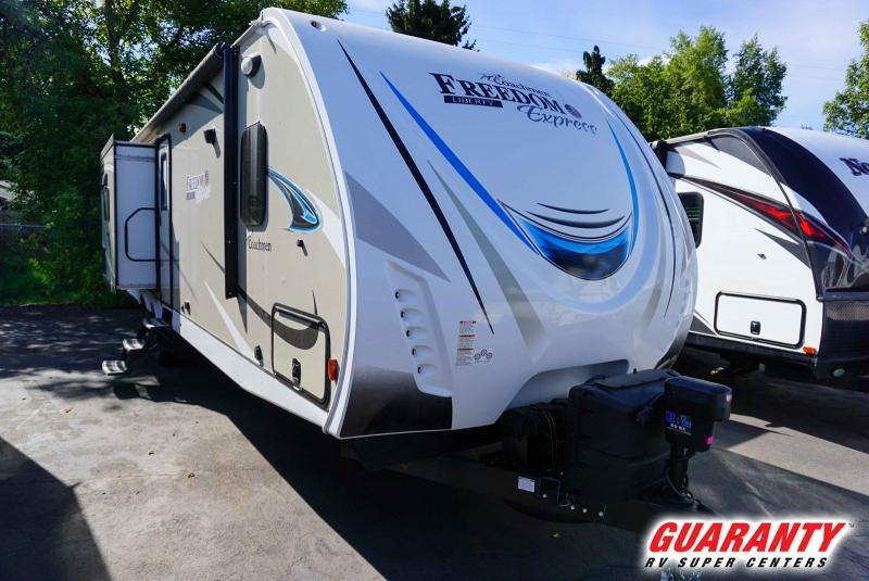 2018 Coachmen Freedom Express Deep Slide 320BHDS - Guaranty RV Trailer and Van Center - M40372B