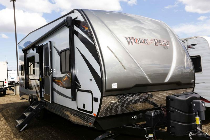 2019 Forest River Work And Play 25WQB - Guaranty RV Fifth Wheels - T40679