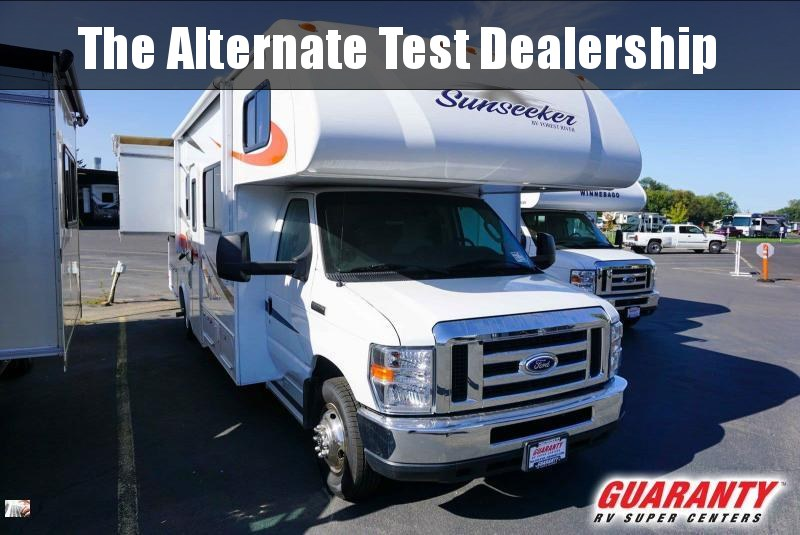 2015 Forest River Sunseeker 2700DS - Guaranty RV Motorized - PM41053