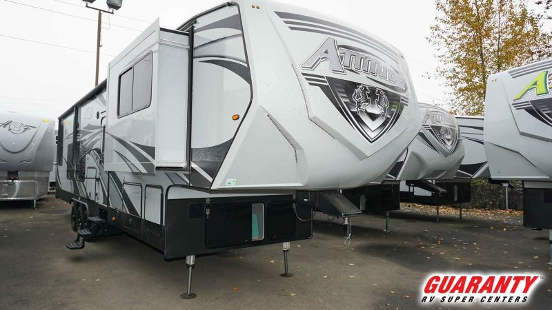 2020 Eclipse Attitude Wide Body 5th Wheel 35 GSG - Guaranty RV Fifth Wheels - T37891