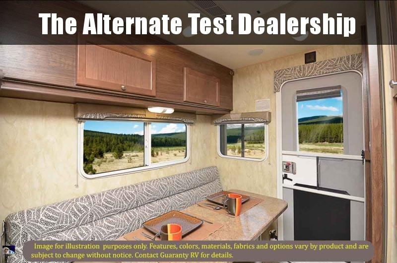 2020 Northwood Wolf Creek 850 - Guaranty RV Fifth Wheels - T40741