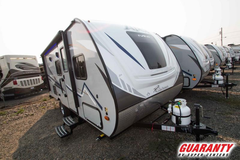 2019 Coachmen Apex Nano 193BHS - T39750