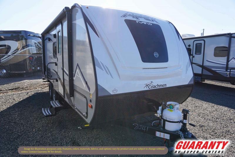 2020 Coachmen Apex Nano 208BHS - Guaranty RV Trailer and Van Center - T40989