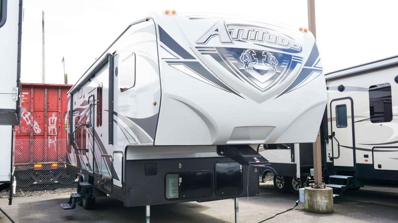 2019 Eclipse Attitude Wide Lite 5th Wheel 2814SS - Guaranty RV Fifth Wheels - T40396A