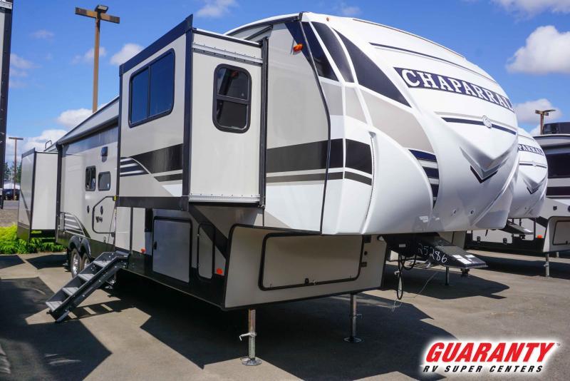 2021 Coachmen Chaparral 370FL - Guaranty RV Fifth Wheels - T41535