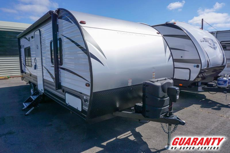 2018 Forest River Salem Cruise Lite 241QBXL - Guaranty RV Trailer and Van Center - T40838A