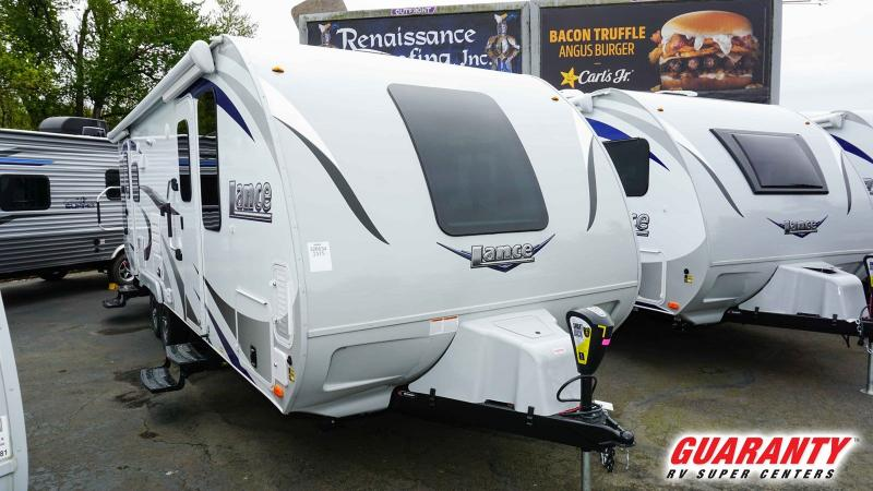 2020 Lance Travel Trailer 2375 - Guaranty RV Trailer and Van Center - T40376