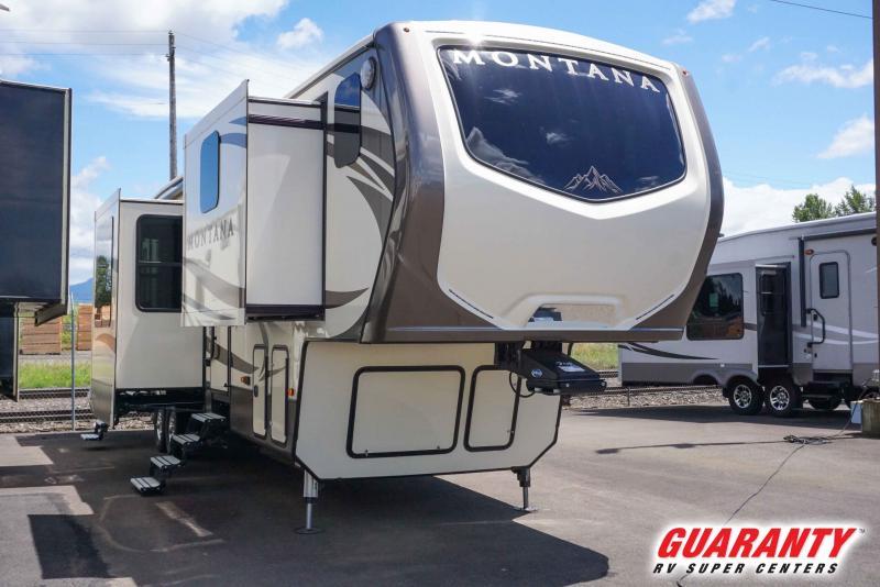 2016 Keystone Montana 3820FK - Guaranty RV Fifth Wheels - 1M39374A