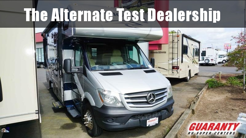 2017 Forest River Forester 2401W MBS - Guaranty RV Motorized - M39474A