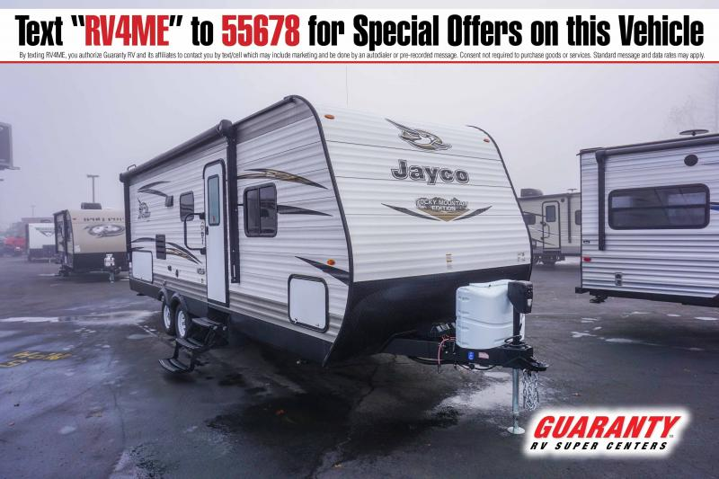 2018 Jayco Jay Flight SLX8 242BHSW - Guaranty RV Trailer and Van Center - T41739A