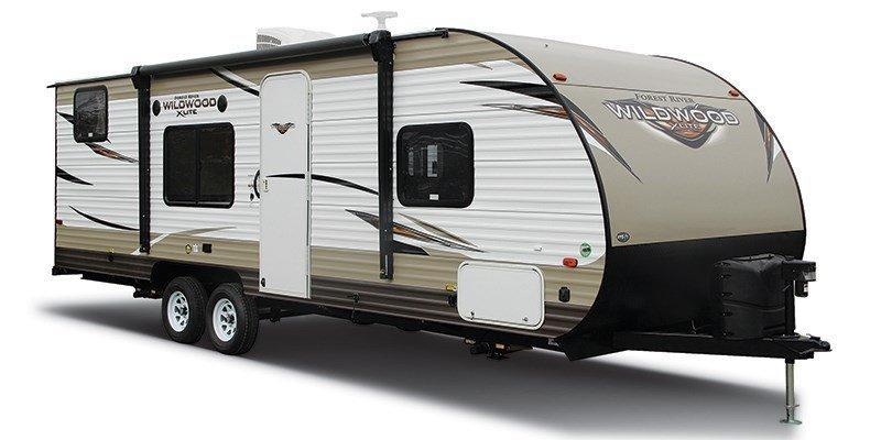 2018 Forest River Wildwood X-lite 261BHXL - 12833  - Burlington RV Superstore