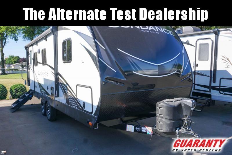 2021 Heartland Sundance Ultra-Lite 221 RB - Guaranty RV Trailer and Van Center - T41730