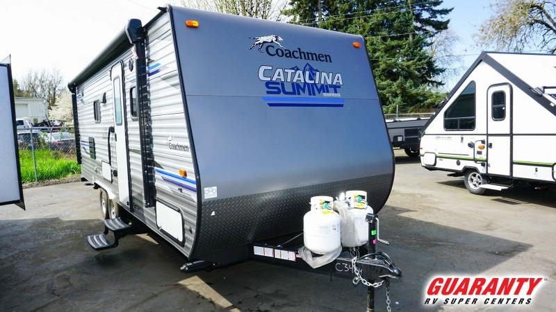 2019 Coachmen Catalina Summit Series 212RBS - Guaranty RV Trailer and Van Center - T40421