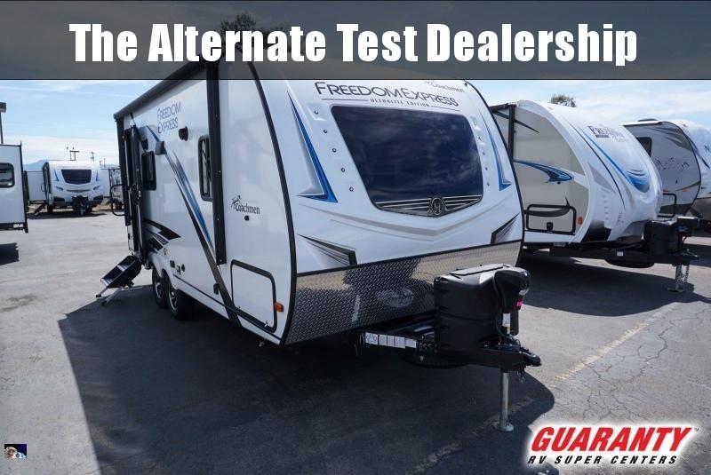 2020 Coachmen Freedom Express Ultra-lite 192RBS - Guaranty RV Trailer and Van Center - T40688