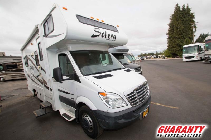 2010 Forest River Solera 24S - Guaranty RV Motorized Showcase - T39831A