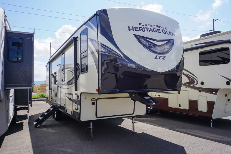 2020 Forest River Wildwood Heritage Glen 295BH - Guaranty RV Fifth Wheels - T41384A