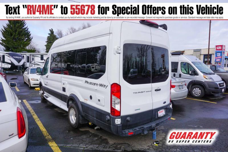 2020 Pleasure-Way Ontour 2.2 - Guaranty RV Trailer and Van Center - PT4061