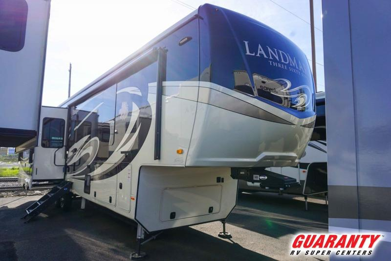 2019 Heartland Landmark 365 LM Oshkosh - Guaranty RV Fifth Wheels - T40822A