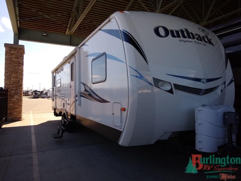 2011 Keystone Outback 277RL - BRV - 13132A  - Burlington RV Superstore