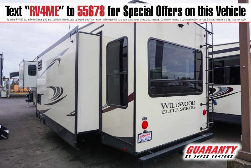 2021 Forest River Wildwood Heritage Glen Elite 34RL - Guaranty RV Fifth Wheels - T41696