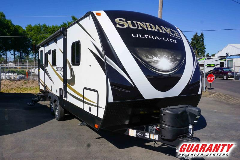 2018 Heartland Sundance XLT 221 RB - Guaranty RV Trailer and Van Center - T41371B