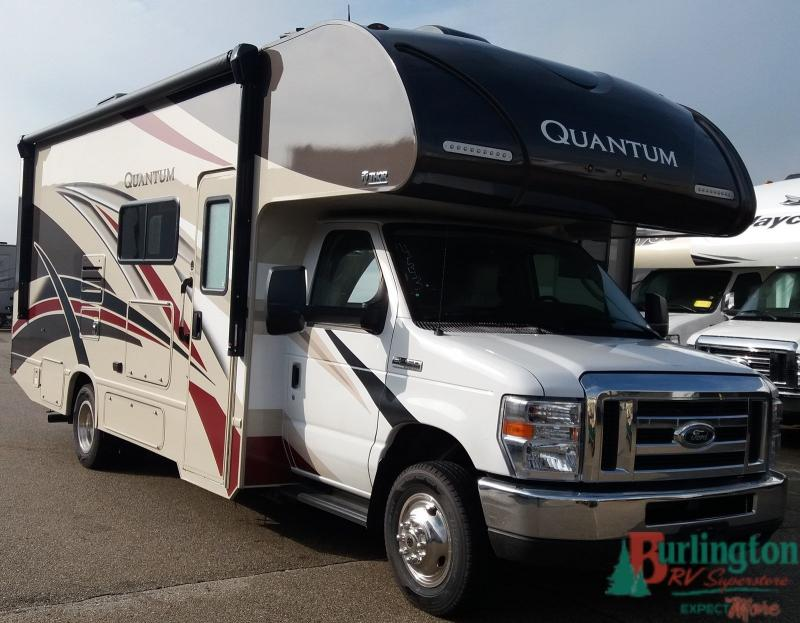 2019 Thor Motor Coach Quantum RC25 - BRV - 13199  - Burlington RV Superstore