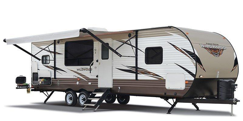 2019 Forest River Wildwood 31KQBTS - 12919  - Burlington RV Superstore
