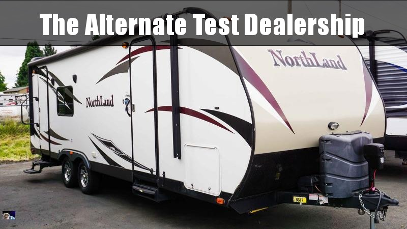 2016 Pacific Coachworks Northland 25RKS - Guaranty RV Trailer and Van Center - T40080A
