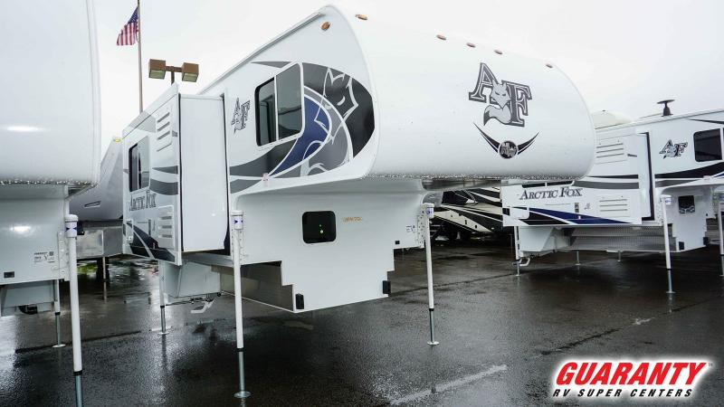 2019 Northwood Arctic Fox Truck Camper 811 - Guaranty RV Fifth Wheels - T40470