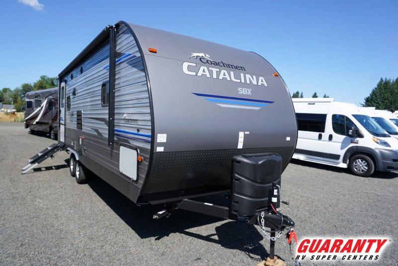 2020 Coachmen Catalina Summit Series 8 231MKS - Guaranty RV Trailer and Van Center - T40778