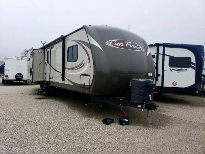 2014 Cruiser Fun Finder Extreme Lite 301KIBH - Sturtevant, WI - 13271A  - Burlington RV Superstore