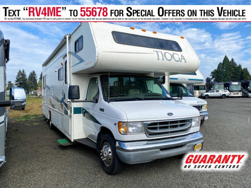 2001 Fleetwood Tioga 31W - Pre-Auction Specials - WT41888A