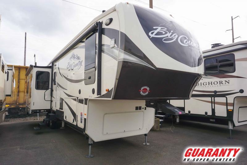 2016 Heartland Big Country 3450TS - Guaranty RV Fifth Wheels - T41307A
