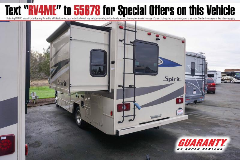 2021 Winnebago Spirit 22M - Guaranty RV Motorized - M42050