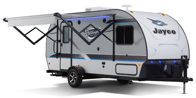 2017 Jayco Hummingbird 17FD - BRV - 13111AA  - Burlington RV Superstore