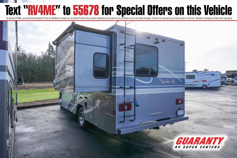 2021 Winnebago Spirit 22M - Guaranty RV Motorized - M42051