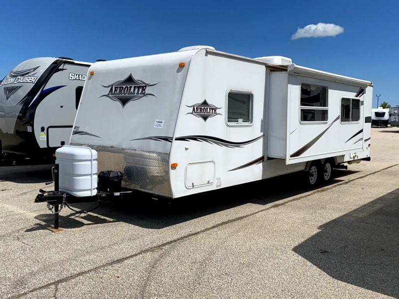2006 Dutchmen Aerolite 30BHSL - Sturtevant, WI - 13686B  - Burlington RV Superstore