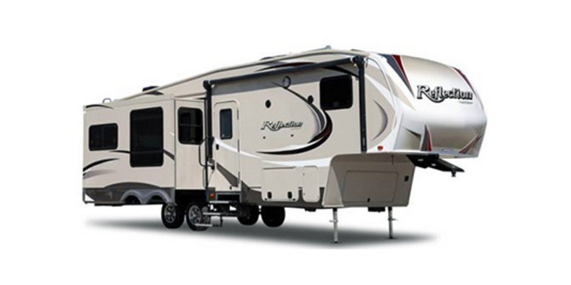 2015 Grand Design Reflection 317RST - C704A  - Burlington RV Superstore