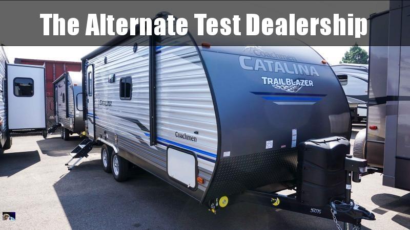 2020 Coachmen Catalina Trail Blazer 19TH - Guaranty RV Fifth Wheels - T40650