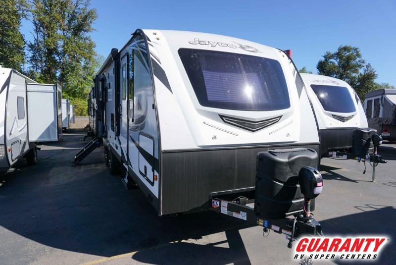 2020 Jayco White Hawk 27RB - Guaranty RV Trailer and Van Center - T40856