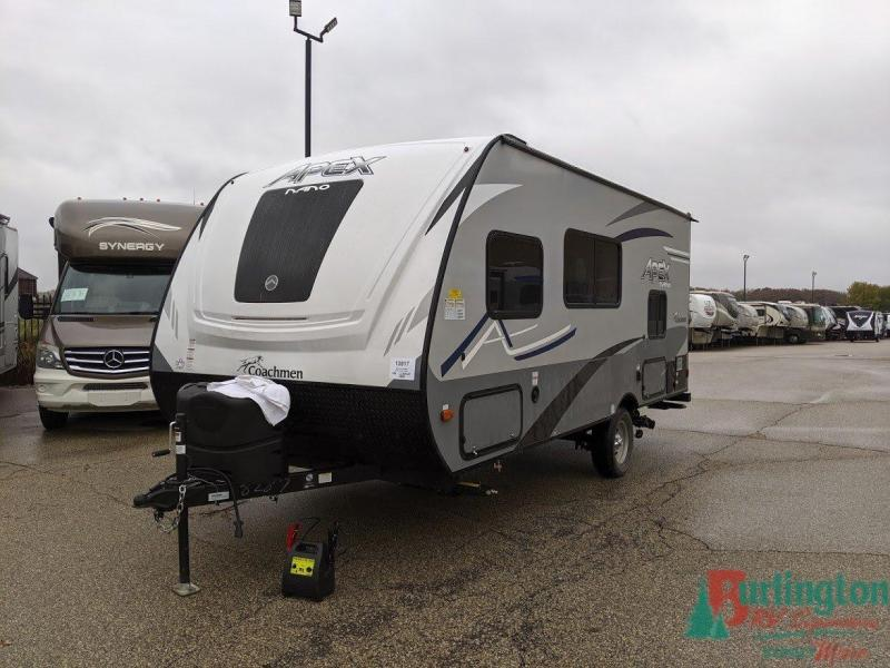 2020 Coachmen Apex Nano 185BH - Sturtevant, WI - 13817  - Burlington RV Superstore