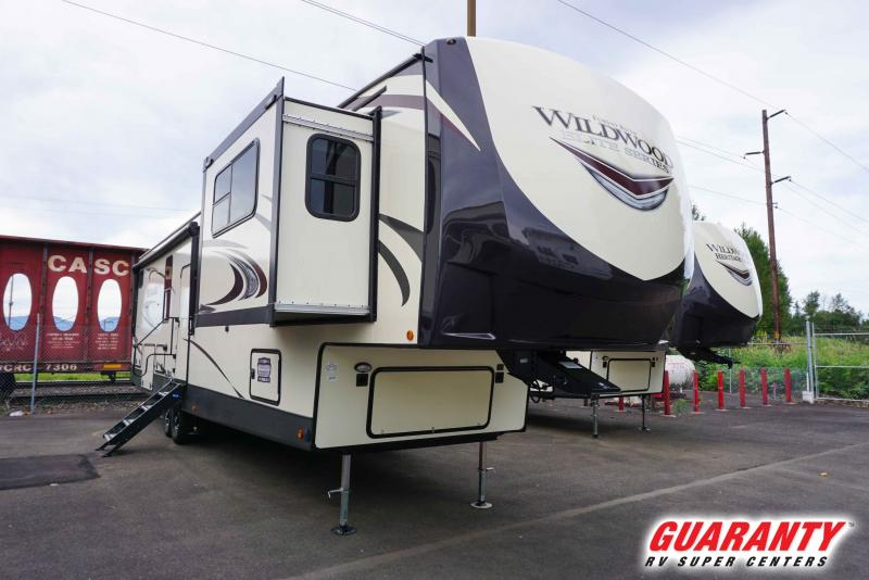 2021 Forest River Wildwood Heritage Glen Elite 36FL - Guaranty RV Fifth Wheels - T41528