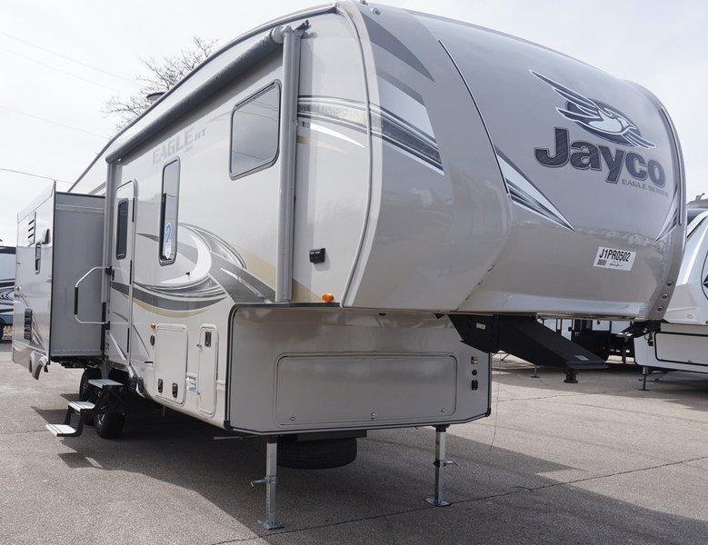 2018 Jayco Eagle Ht 28.5RSTS - 12512  - Burlington RV Superstore
