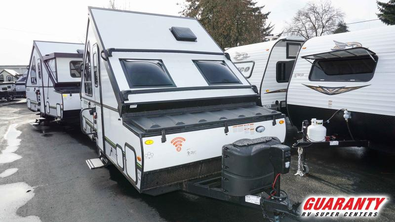 2019 Forest River Rockwood Hard Side 122S - Guaranty RV Trailer and Van Center - T40143