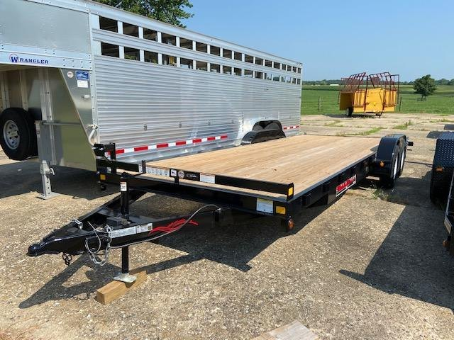 2020 Trailerman Trailers Inc. Regular Duty Car Hauler Equipment Trailer