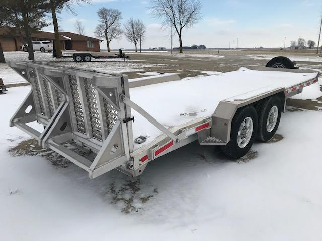2018 EBY Low Profile Equipment Trailer