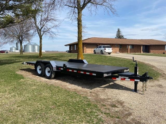 2021 Imperial Split Floor Extra Wide Boy Equipment Trailer