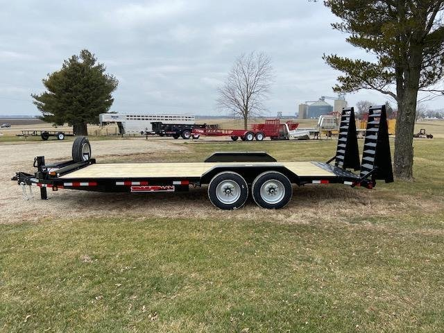 2021 Trailerman Trailers Inc. Contractor's Special Equipment Trailer